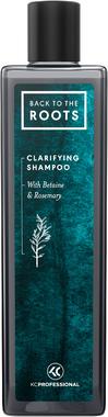 Очищающий шампунь для ухода за волосами и кожей головы KC Professional Back to The Roots Clarifying Shampoo 250 мл
