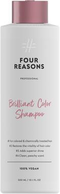 Шампунь для бриллиантового блеска окрашенных волос Four Reasons Professional Brilliant Color Shampoo300мл