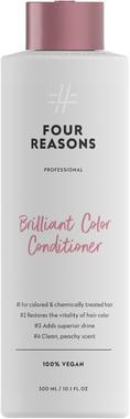 Кондиционер для бриллиантового блеска окрашенных волос Four Reasons Professional Brilliant Color Conditioner 300 мл