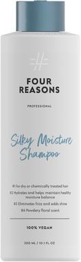 Интенсивно увлажняющий шампунь для сухих волос Four Reasons Professional Silky Moisture Shampoo 300 мл