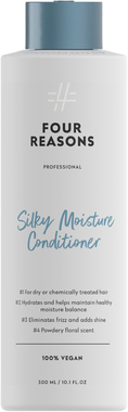 Интенсивно увлажняющий кондиционер для сухих волос Four Reasons Professional Silky Moisture  Conditioner 300 мл