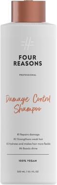 Восстанавливающий шампунь для пористых и поврежденных волос Four Reasons Professional Damage Control Shampoo 300 мл