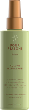 Тестурирующий спрей для объема Four Reasons Nature Volume Texture Mist