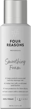 Кондиционирующая крем-пенка для смягчения и разглаживания волос Four Reasons Professional Smoothing Foam 100 мл