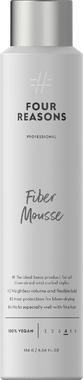 Структурирующая пенка для объема и подвижной фиксации Four Reasons Professional Fiber Mousse 200 мл