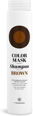 Шампунь для поддержания цвета окрашенных волос KC Professional Color Mask Shampoo Brown коричневый