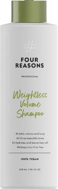 Шампунь для воздушного объема Four Reasons Professional Weightless Volume Shampoo 300 мл