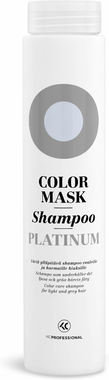 Шампунь для поддержания цвета окрашенных волос KC Professional Color Mask Shampoo Platinum платиновый