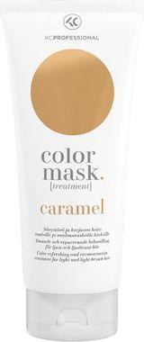 Маска-уход для поддержания цвета окрашенных волос KC Professional Color Mask Treatment Caramel карамель