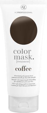 Маска-уход для поддержания цвета окрашенных волос KC Professional Color Mask Treatment Coffee кофе