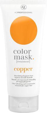 Маска-уход для поддержания цвета окрашенных волос KC Professional Color Mask Treatment Copper медь
