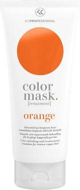 Маска-уход для поддержания цвета окрашенных волос KC Professional Color Mask Treatment Orange апельсин