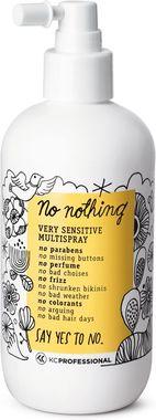 Универсальный стайлинговый спрей сильной фиксации без запаха и аллергенов KC Professional No Nothing Very Sensitive Multispray