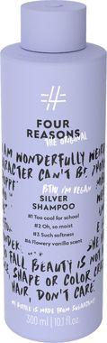 Шампунь против нежелательной желтизны волос Four Reasons Original Silver Shampoo 300 мл