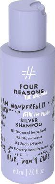 Шампунь против нежелательной желтизны волос Four Reasons Original Silver Shampoo 60 мл