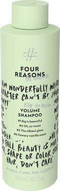 Шампунь для придания объема Four Reasons Original Volume Shampoo 300 мл