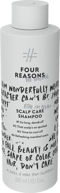 Ухаживающий шампунь против перхоти Four Reasons Original Scalp Care Shampoo 300 мл