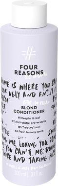Кондиционер для осветленных волос Four Reasons Original Blond Conditioner 300 мл
