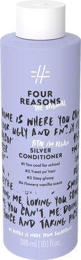 Кондиционер против нежелательной желтизны волос Four Reasons Original Silver Conditioner 300 мл