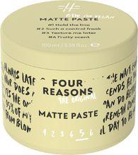 Матовая паста сильной фиксации Four Reasons Original Matte Paste 100 мл