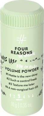 Пудра для придания объема Four Reasons Original Volume Powder 10 мл