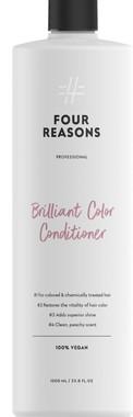 Кондиционер для бриллиантового блеска окрашенных волос Four Reasons Professional Brilliant Color Conditioner 1000 мл