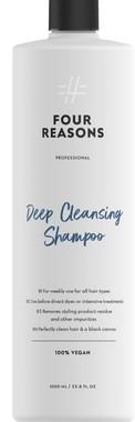 Шампунь для глубокой очистки Four Reasons Professional Deep Cleansing Shampoo 1000 мл