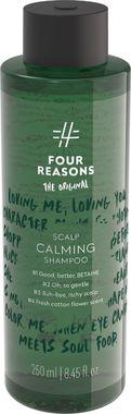 Успокаивающий и увлажняющий шампунь для волос и кожи головы Four Reasons Original Scalp Calming Shampoo 250 мл